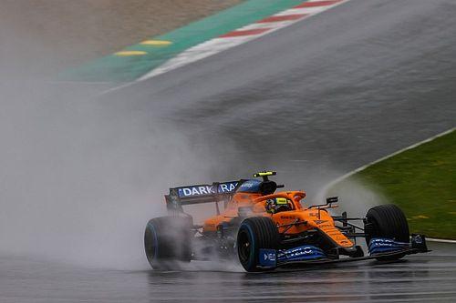 Norris verwacht tijdens race 'grotere uitdaging' door rugklachten