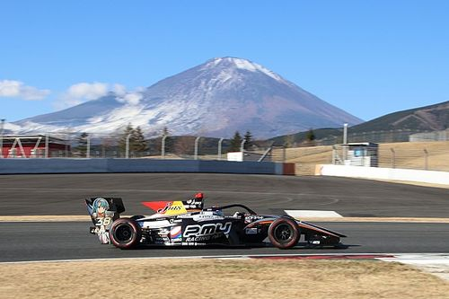 Super Formula reveals 2021 pre-season test dates