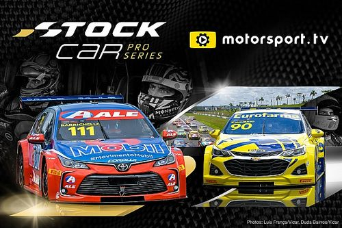 La Stock Car Brasil arriva in diretta su Motorsport.tv