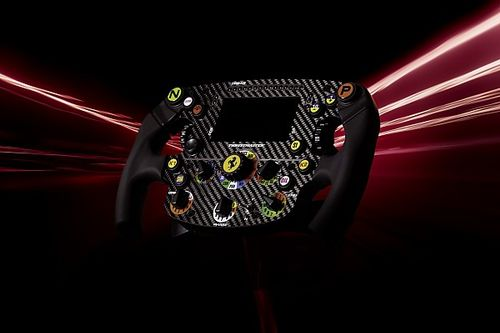 Thrustmaster launches Ferrari F1 replica wheel for Esports