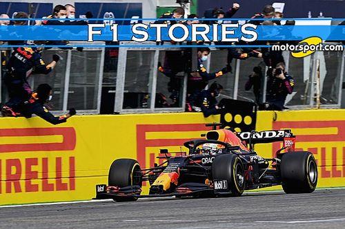 F1 Stories: il Gran Premio dell'Emilia Romagna 2021