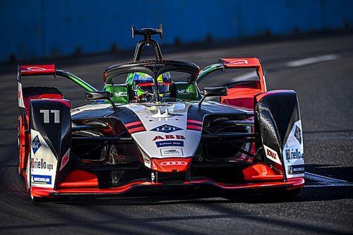 Eerste vrije training E-Prix Rome verstoord door zware crash