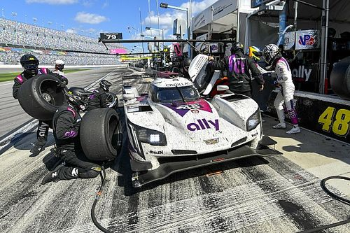 """Cadillac: IMSA LMDh rules have """"caught our attention"""""""