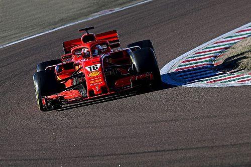 Leclerc, Fiorano testini başarıyla tamamladı