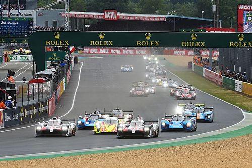 2020 Le Mans 24 Saat katılımcı listesi