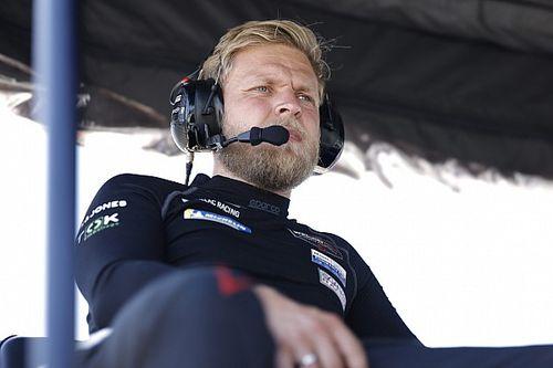 Kevin Magnussen debutará en IndyCar en Road America