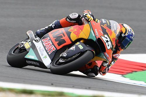 Moto2オランダ予選:フェルナンデスが今季4度目PP獲得。小椋藍が6番手2列目を確保