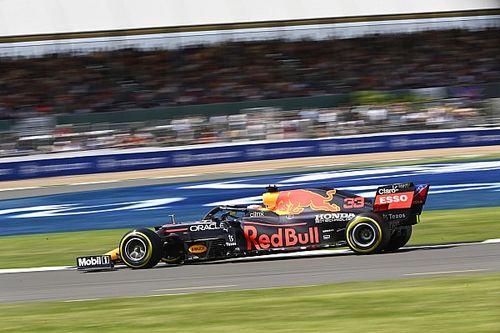 Verstappen marca lo mejor en la FP2 de Silverstone y Pérez es quinto