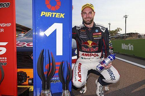 Darwin Supercars: Van Gisbergen doubles up in finale