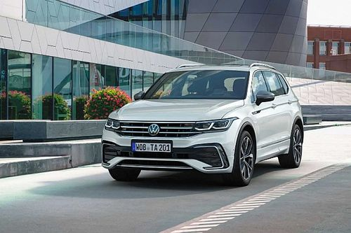 A Volkswagen Tiguan Allspace is frissítésen ment át, íme az újdonságok