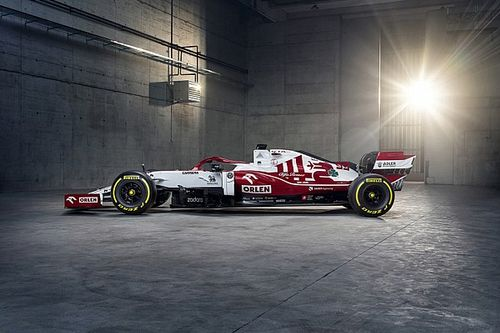 F1: Alfa Romeo celebra i 111 anni con una livrea speciale