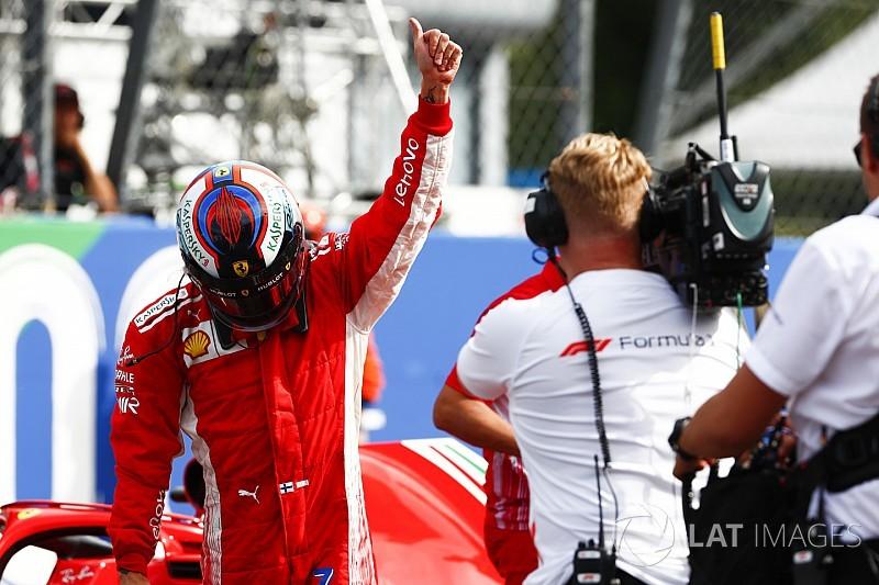 【動画】F1第14戦イタリアGP予選ハイライト