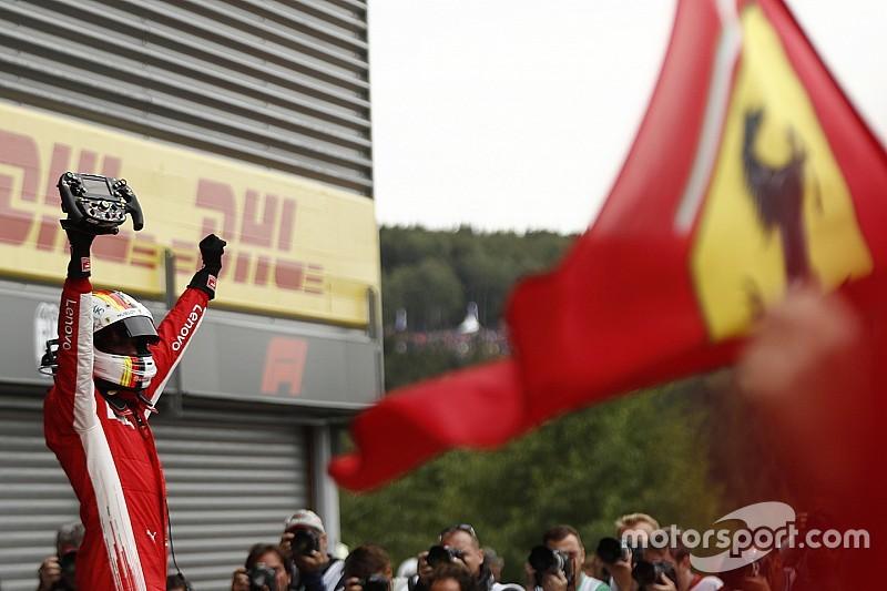 Vettel espera que fase da Ferrari ajude Monza a ficar na F1