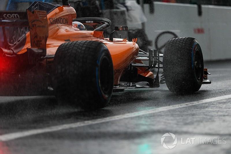 140 kört tesztelt Norris a McLarennel a Pirellinek