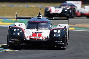Le Mans Crónica de Carrera Porsche sigue liderando en Le Mans mientras se intensifica la lucha en GT