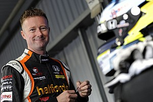 TCR Breaking news Shedden to make TCR debut in Dubai finale