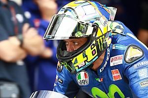Nach Misano-Test: Valentino Rossi probiert MotoGP-Comeback