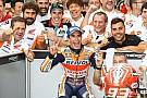 Bos Honda lontarkan pujian untuk Marquez
