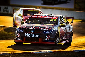 Supercars Breaking news Triple Eight satisfied with 'faultless' test