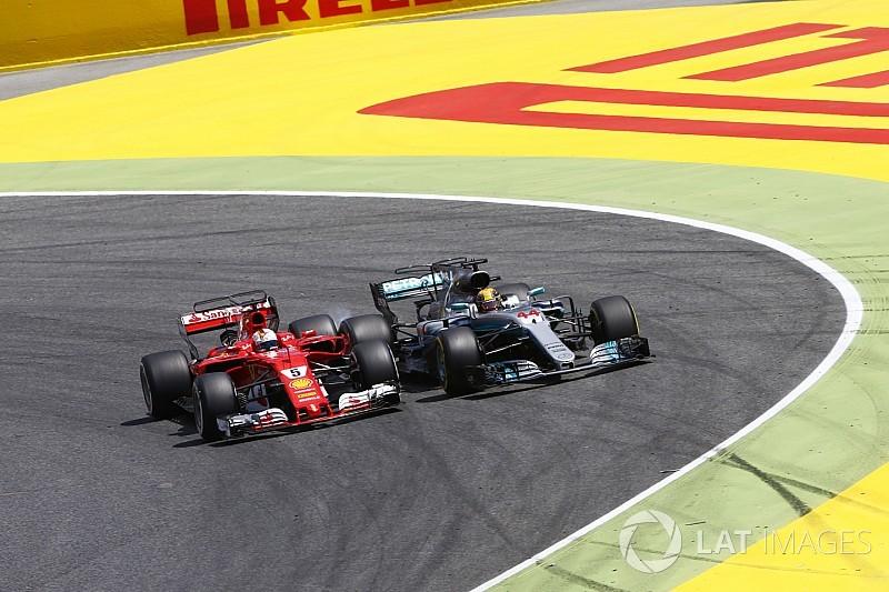 Vettel vuelve a ser elegido piloto del día del Gran Premio de España