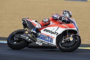 MotoGP Reporte de pruebas Dovizioso coloca una Ducati al frente del primer ensayo en Mugello