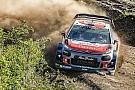 WRC Le volant de Meeke n'est pas menacé, dit Citroën