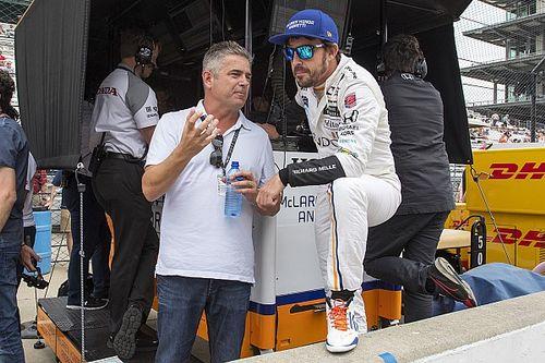 De Ferran: Hamilton ve Alonso'nun Extreme E'ye gelmesi harika olur