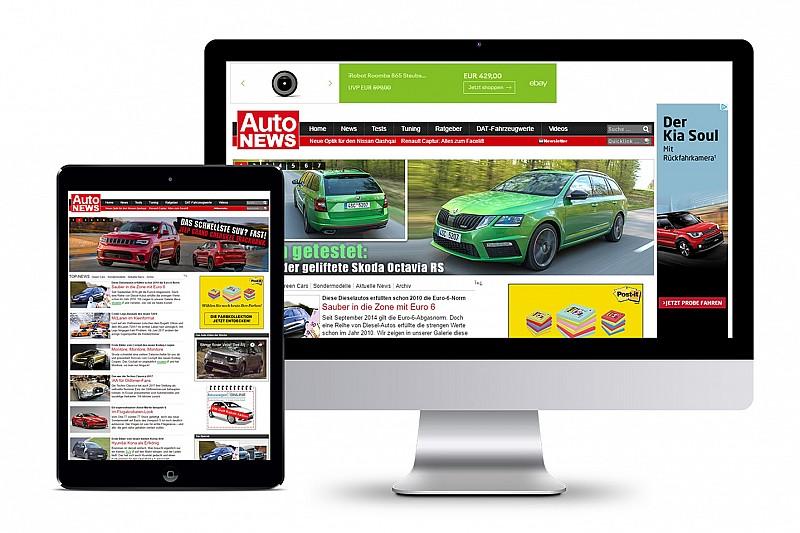 Motor1.com ускоряет стратегию развития в Европе покупкой Auto-News.de