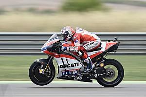 """MotoGP Noticias de última hora Dovizioso: """"Rodar en estas condiciones no tenía sentido"""""""