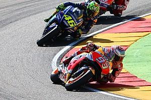 MotoGP Conteúdo especial 34 a 33: Compare carreiras de Márquez e Rossi na Honda
