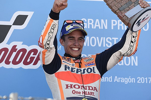 Marquez will be