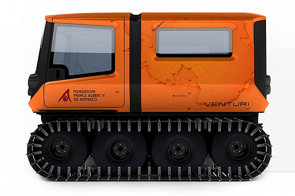 Venturi: Mit dem Antarctica zum Südpol