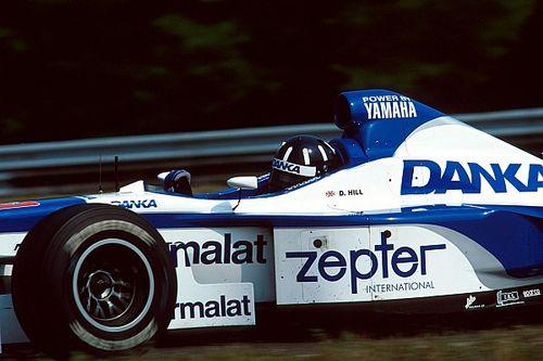 Hungary 1997: Heartbreak for Damon Hill