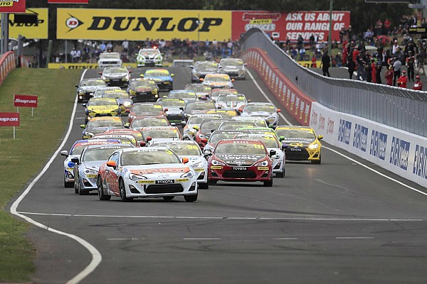 Touring Toyota Australia keen on 86 racing series 'World Final'