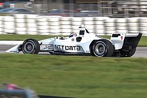 IndyCar Breaking news Dixon: New IndyCar aerokits a