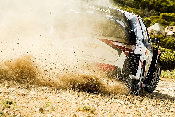 WRC Son dakika Latvala, Finlandiya'da zafer hedefliyor