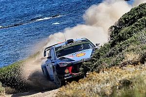 WRC Ultime notizie WRC: svelato il percorso dell'edizione 2018 del Rally Italia Sardegna