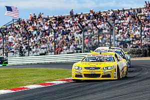 NASCAR Euro Breaking news Alon Day crowned King Of Brands Hatch in NASCAR Whelen Euro race