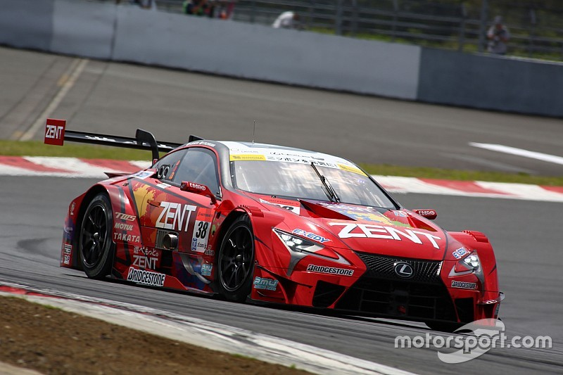 Fuji Super GT: Tachikawa, Ishiura lead all-Lexus podium