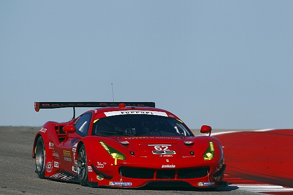 Risi Ferrari returns to IMSA after hiatus