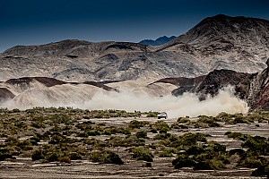 Cross-Country Rally Stage report Silk Way Rally: Lavieille and Mardeev surf, the leaders suffer