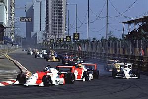 Відео: легендарна аварія Шумахера та Хаккінена у Макао 1990 року