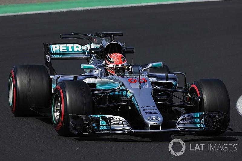 Russell, Mercedes ve Force India ile F1 testi yapacak