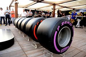 F1 Noticias de última hora Los Pirelli de reserva serán similares a los de 2016