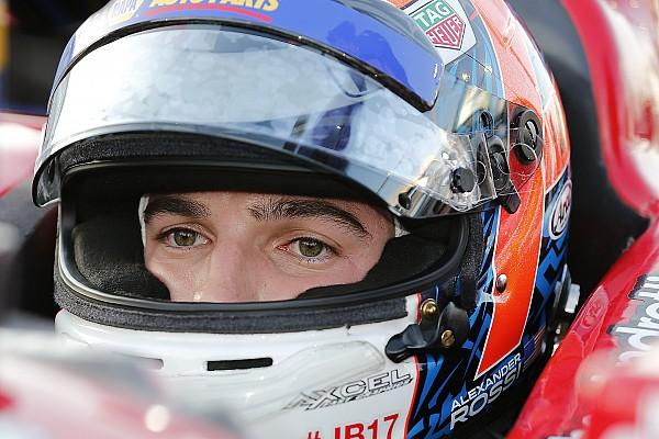 La Andretti Autosport conferma Alexander Rossi per altre due stagioni