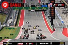 2017 Amerika GP Sanal Turnuva: Canlı Yayın