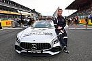 Werken in de Formule 1 als... Bestuurder van de safety car