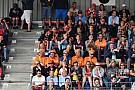 Már kora reggel több ezer rajongó jelent meg Spa-Francorchampsban