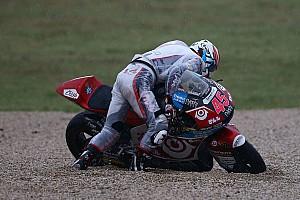 MotoGP Новость Уик-энд в Мизано поставил новый рекорд MotoGP по числу падений