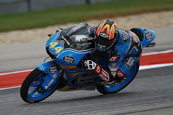 Moto3 Qualifying report Moto3 Amerika: Tak terbendung, Canet rebut pole